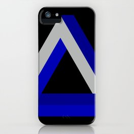 Impossible Triangle iPhone Case