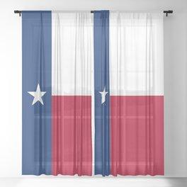 Texas Sheer Curtain