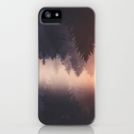 Blissful Nature iPhone Case