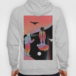 Coexistentiality 2 (A Passing View) Hoody
