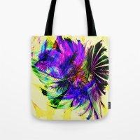 fancy Tote Bags featuring Fancy by Art-Motiva