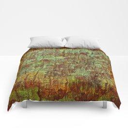 Textured Bark Comforters