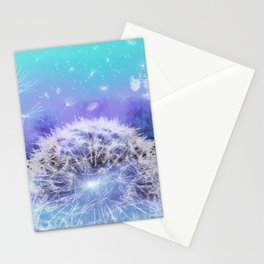Make a Wish - Blue Stationery Cards