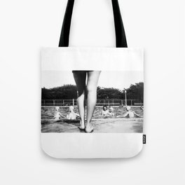 A Day At The Pool Tote Bag