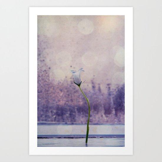 miss spring Art Print