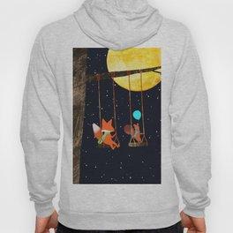 Swing under the Moon Hoody