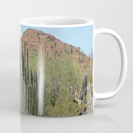 Organ Pipe Cactus Coffee Mug