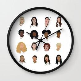 The Inmates Wall Clock