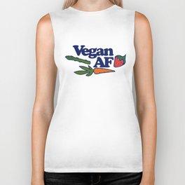 Vegan AF Biker Tank