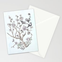 Viva sweet Spring Stationery Cards