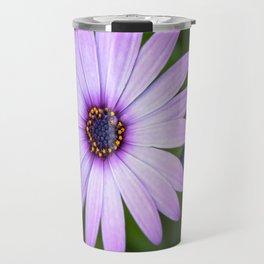 Purple Daisy Travel Mug