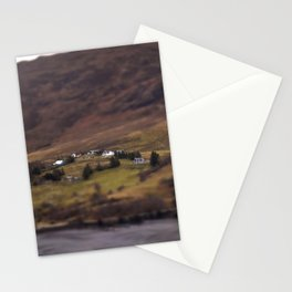 New Years Day, one year in Ullapool. Stationery Cards