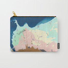 GET TO THE RIVER Carry-All Pouch