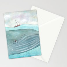 Until I saw you Stationery Cards