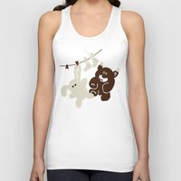 kindle Tank Tops featuring The Day We Met by Efon Vee