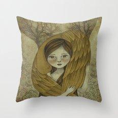 To Innocence Throw Pillow