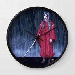 Jungkook/Inuyasha Wall Clock