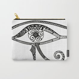 Eye of Horus Tangled Carry-All Pouch