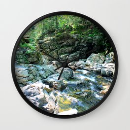 That Rocky River Wall Clock