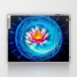 Wellness Water Lily Laptop & iPad Skin