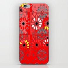red tunisia iPhone & iPod Skin
