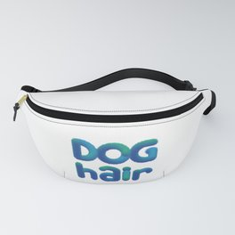 This is My Dog Hair design Funny Shedding Pet Dogs Fanny Pack