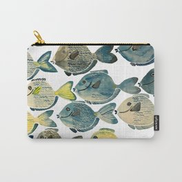 Blue Tang Carry-All Pouch