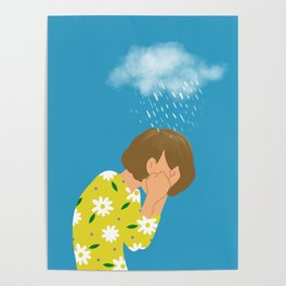 a sad day Poster