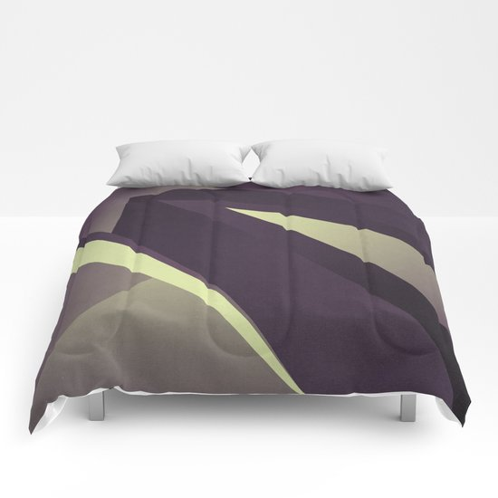 Abstract #101 Comforters