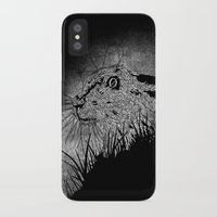 hare iPhone & iPod Cases featuring Hare by hardy mayes