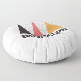 Redwood Mall Floor Pillow