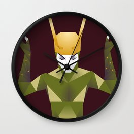 Loki Wall Clock