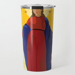 Mary Queen of Heaven Travel Mug