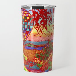 Albuquerque Atmosphere Travel Mug