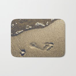 Mediterranean Sea and tread Bath Mat
