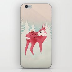 Oh deer, what the bug?! iPhone & iPod Skin