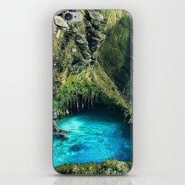 Natural Pool iPhone Skin