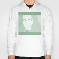 india Hoodies featuring INDIA by Itxaso Beistegui Illustrations