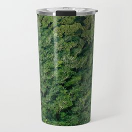 Arial tropical forest Travel Mug