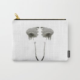 Rorschach Eyes Carry-All Pouch