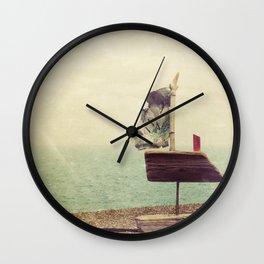 Boat Love Wall Clock