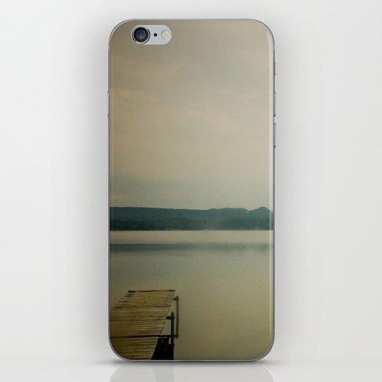 Herring Lake Dock iPhone Skin