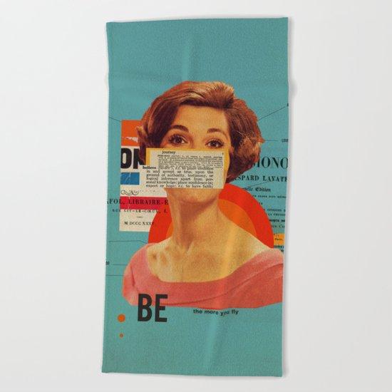 Be Beach Towel