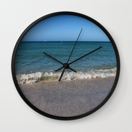 A Siesta on Siesta Wall Clock