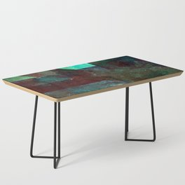 Emerald Nebulæ Coffee Table