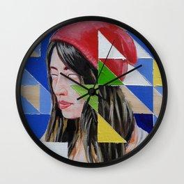 Vacant Wall Clock