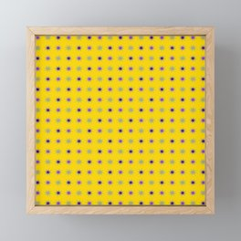 Stars Framed Mini Art Print