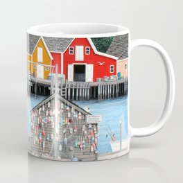 Fisherman's Cove Coffee Mug