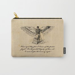 Oscar Wilde - Icarus Carry-All Pouch