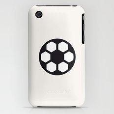 Football - Balls Serie Slim Case iPhone (3g, 3gs)